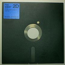 Imprensa já havia tido problemas anteriormente para passar os dados de papiro para disquetes.
