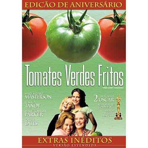 """Com a descoberta do """"pré-extrato"""",  DVD do filme Tomates Verdes Fritos tem seu preço reajustado em 200%."""