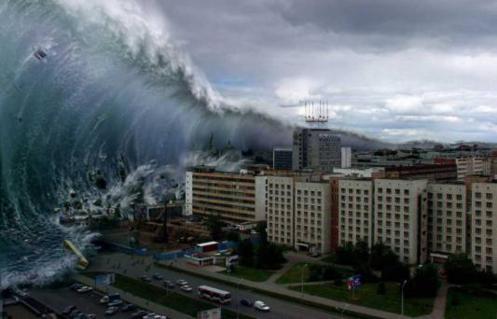 Com a subida do nível do mar, o Rio perde a praia de Copacabana mas ganha a Praia do Méier.